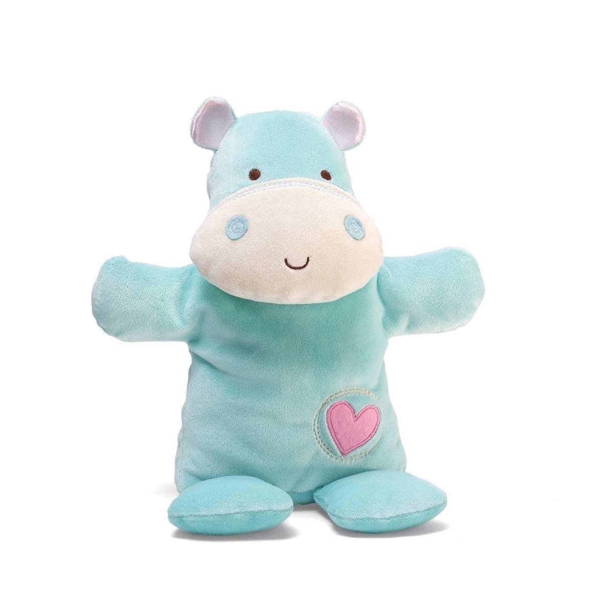 Baby Gund - Doudou Hippo - 30 cm
