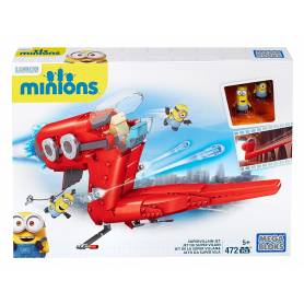 MEGABLOKS - Les Minions - Jet de Supervillain