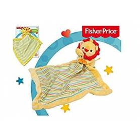 Fisher Price - Doudou en Peluche Lion