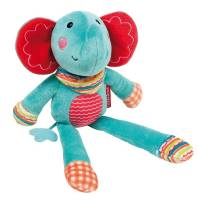 Fisher Price - Pantin-Animal - Eléphant 30 cm