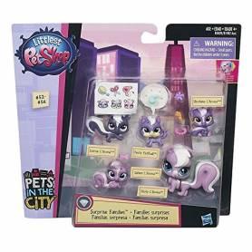 Littlest Pet Shop - Famille de 5 Pet Shop - L'Aroma