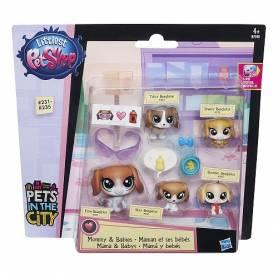 Littlest Pet Shop - Maman et ses Bébés - Beagleton