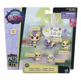 Littlest Pet Shop - Surprise en Famille - Fluffball