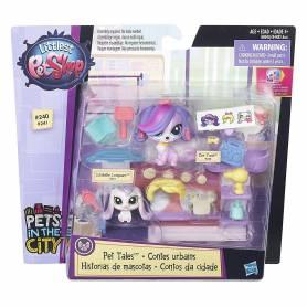 Littlest Pet Shop - Animal et Accessoire - Lulabelle & Zoe