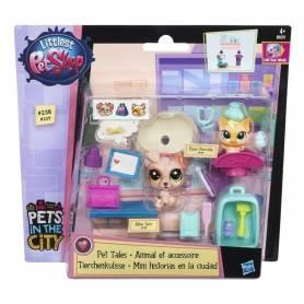 Littlest Pet Shop - Animal et Accessoire - Pipsy & Albie