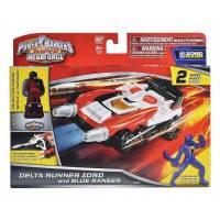 Power Rangers - Véhicule Légendaire et Ranger Bleu - 38082