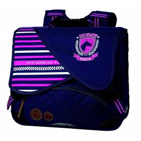 Oberthur - Cartable Cheval Horse Riding - 38 cm