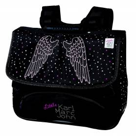Little Karl Marc John - Cartable fille Angel 38cm
