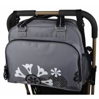 Baby On Board - Sac Simply Cancun - Noir/Blanc
