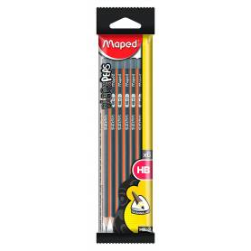 MAPED - 6 Crayons Graphite HB