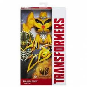 Transformers - Figurine - Robot 30 cm - Titan Hereos