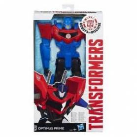 Transformers - Figurine 30 cm - Optimus Prime