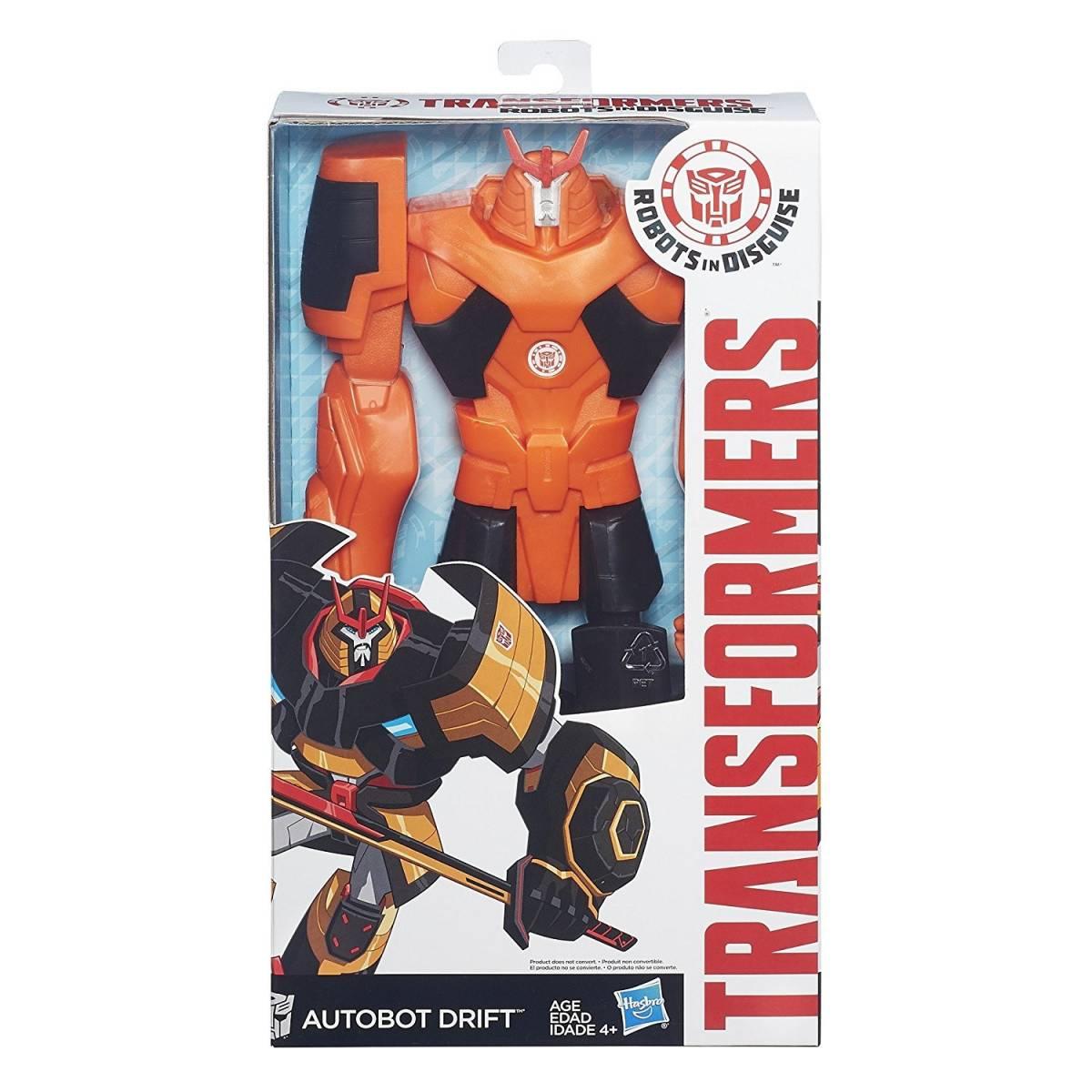 Transformers - Figurine 30 cm - Autobot Drift