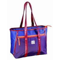 BENSIMON - Sac Cabas XL - Violet/Bordeaux/Rose