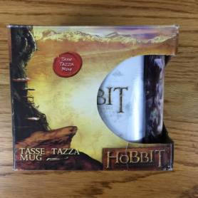 Tasse / Mug The Hobbit boite cadeau