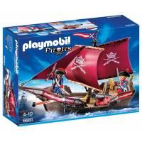 Playmobil Pirates - 6681 - La Chaloupe des Soldats