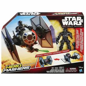 Star Wars - Veicolo pilota Tie Fighter - B3703