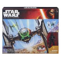 Star Wars - Véhicule - Special Forces Tie Fighter - B4014