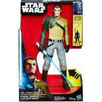 Star Wars Rebels - Figurine Electronique Kanan Jarrus 30 cm - B7285