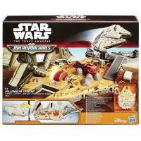 Star Wars - Micromachines - Coffret Millennium Falcon - B3533