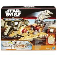 Star Wars - Micromachines - Coffret Millennium Falcon - B3533