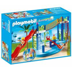 Playmobil - Summer Fun - Aire de Jeux Aquatique - 6670