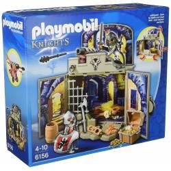 Playmobil Knights -Coffre Trésors des Chevaliers - 6156