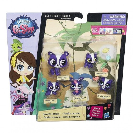 Littlest Pet Shop - Surprise en Famille - Ling