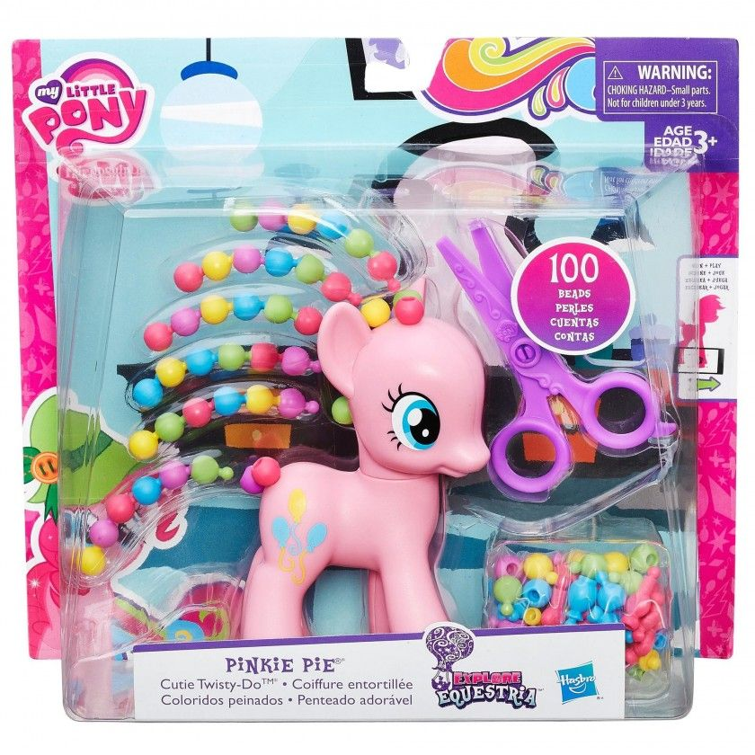 My Little Pony Pop Set Créer Your Pony Pinkie Pie Hasbro