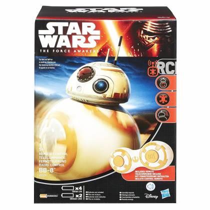 Robot BB-8 Télécommandé Star Wars