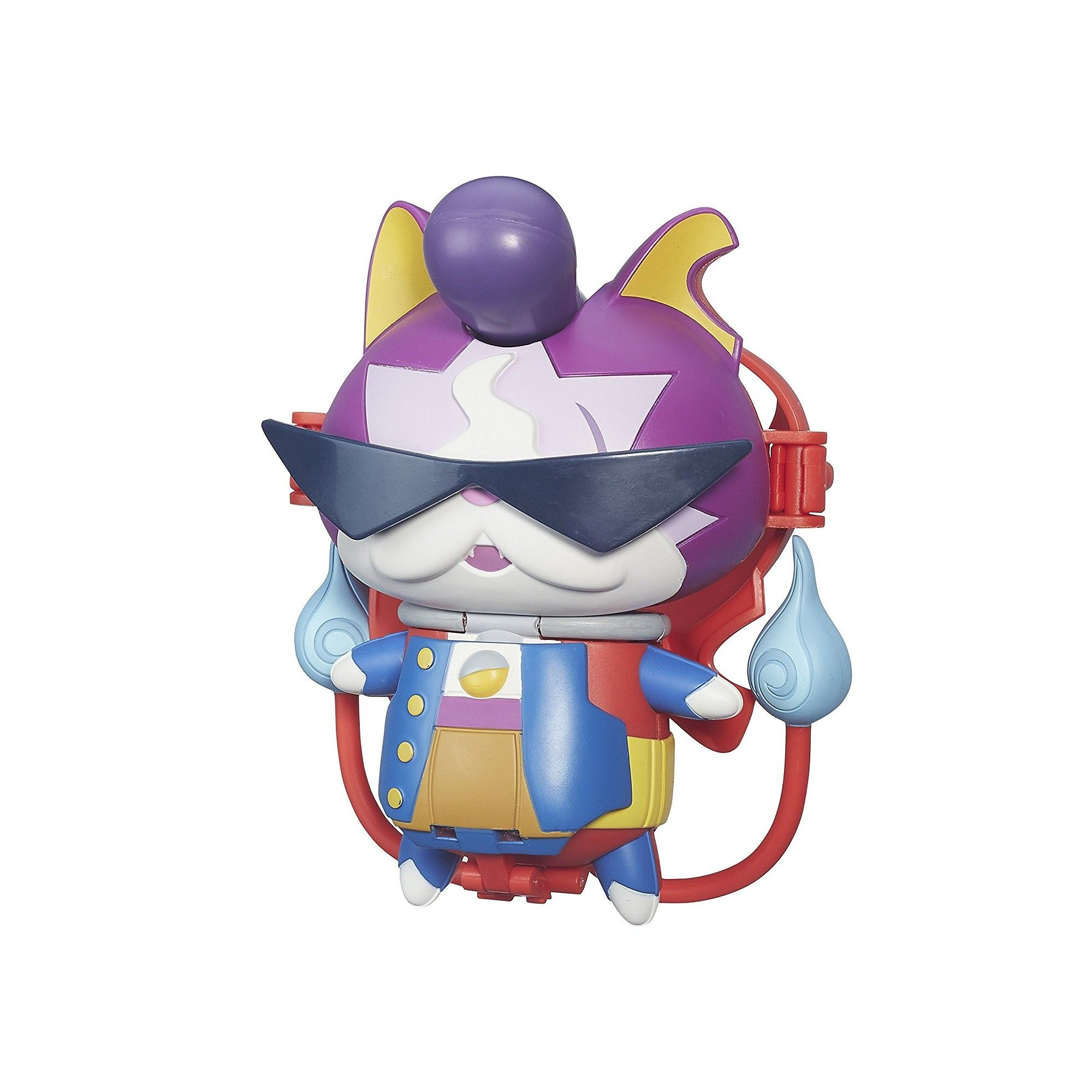 Yo Kai Watch Figurine Transformable Jibanyan B5947