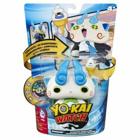 Yo-Kai Watch - Figurine Transformable Komasan - 14 cm