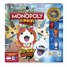 Hasbro - Monopoly Junior Yo-Kai Watch - B6494