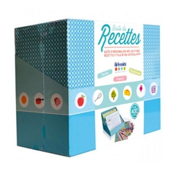 Artemio - Boîte de Recettes de Cuisine