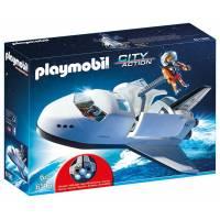 Playmobil - City Action - 6196 - Navette Spatial et Spationautes
