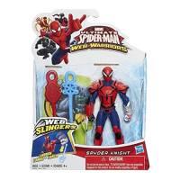 Figurine Spyder Knight Ultimate Spider-Man Web Slingers - 12 cm - B2604
