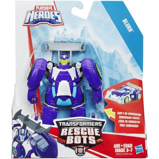 Playskool - Transformers Rescue Bots - A7024