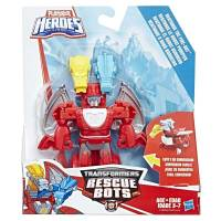 Figurine Transformers Heatwave Le Robot Pompier