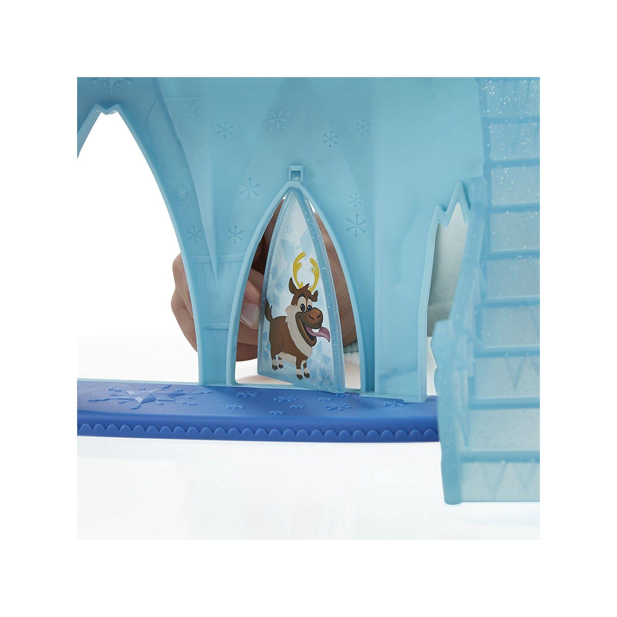Disney la reine des neiges le ch teau d 39 elsa b5197 - Chateau elsa reine des neiges ...