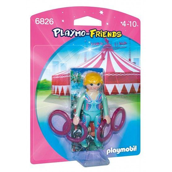 Playmobil - 6826 - Figurine Gymnaste