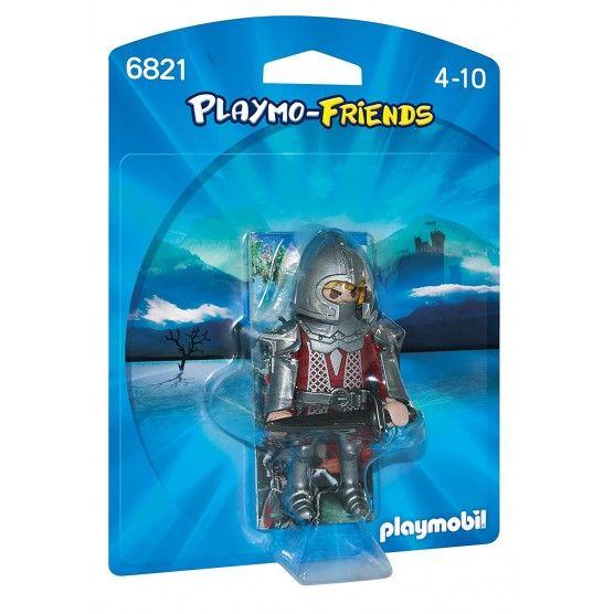 Playmobil - 6821 - Figurine Chevalier d'Argent