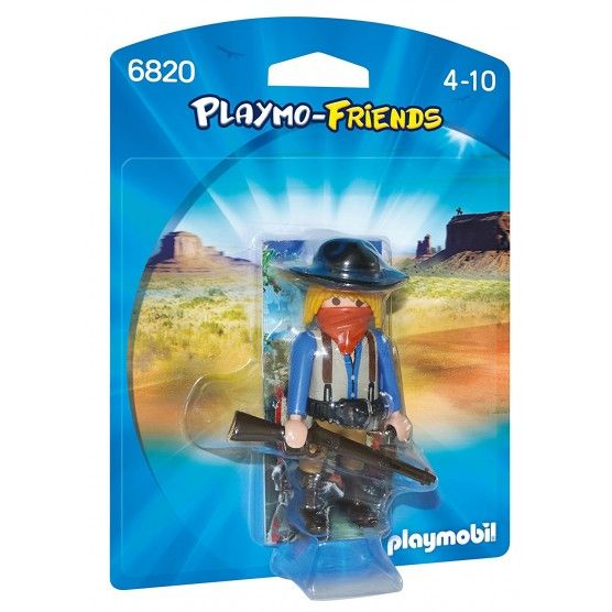Playmobil - 6820 - Figurine Cow-boy