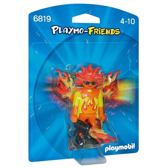 Playmobil - 6819 - Figurine Mutant de Feu