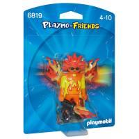 Playmobil - 6819 - Figurine Mutant de Feu