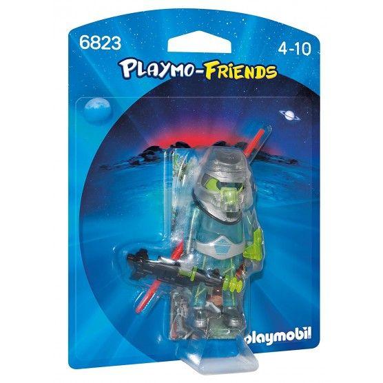 Playmobil - 6823 - Combattant de l'Espace
