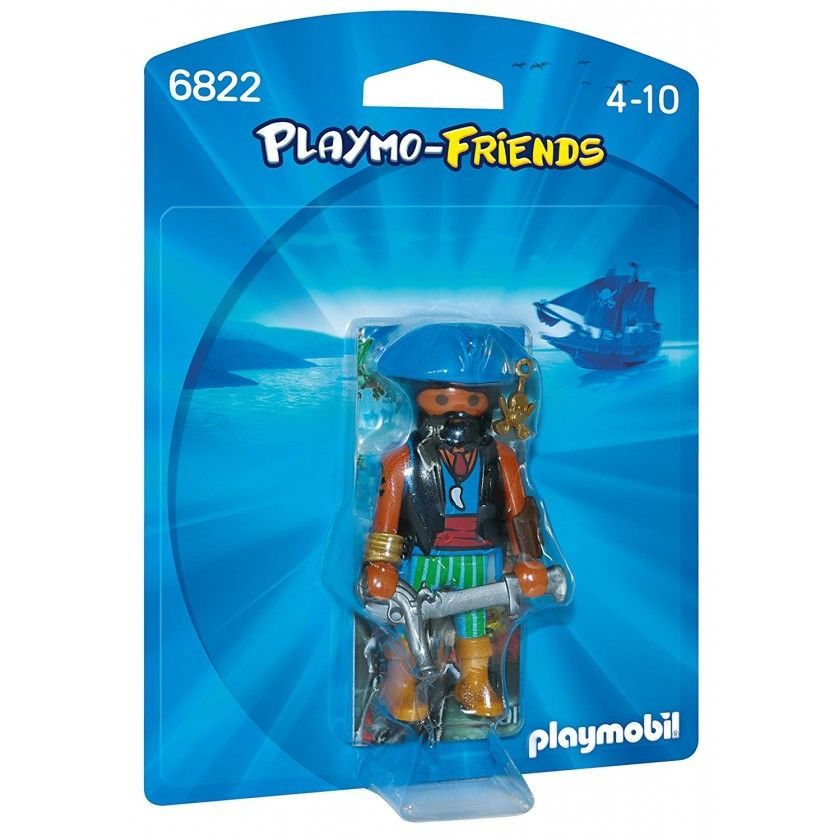 Playmobil - 6822 - Figurine Pirate