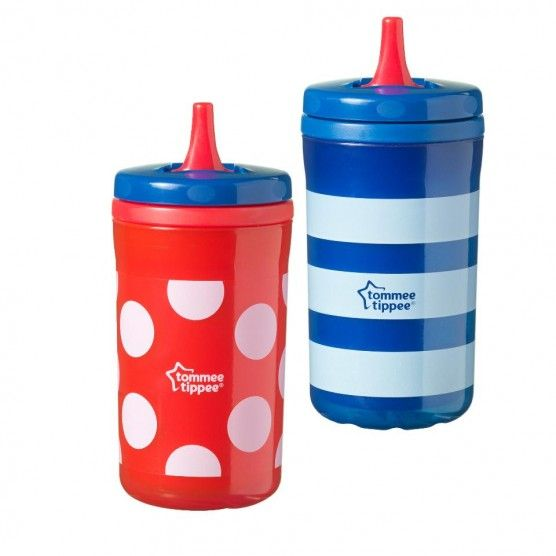 Tommee Tippee - Free Flow - Tasse Cool Up - 380 ml - 18 mois +