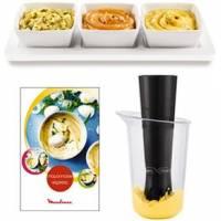 Tefal Moulinex - Bol et Pied pour Sauces et Mayonnaise - XJ901901