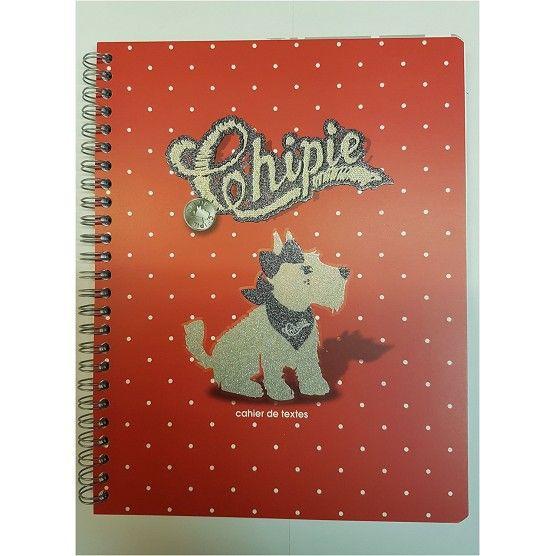 """Chipie - Libro di testo """"Quality and Funny"""" - 170 x 220 cm - 3 modelli"""