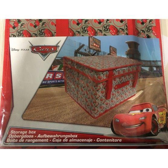 Cars - Storage Box 30 x 40 x 25 cm